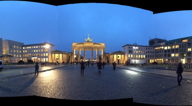 Day 12-15: Burling into Berlin