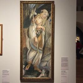 John Ruskin, after Botticelli