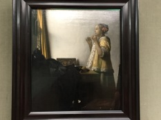 Vermeer, Young Lady with a Pearl Hairband