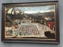Lucas Cranach, Der Jungbrunnen, 1546
