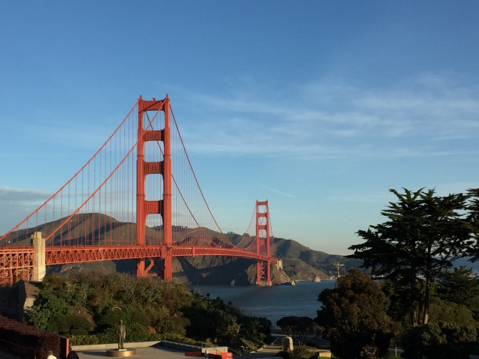 Bay Area Travelswithmyselfandothers