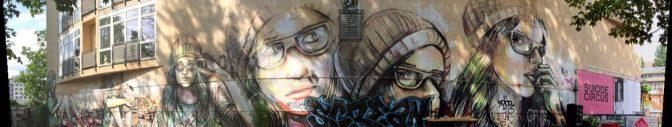 Days 18-19: Berlin Street Art