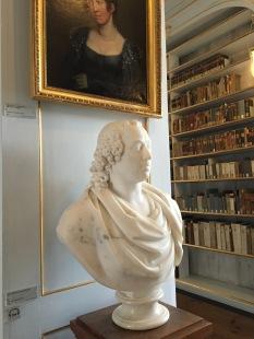 Bust of Schiller