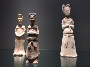 Tang Dynasty figures