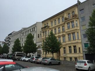 Housing in Prenzlauer