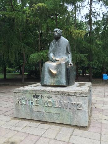 Monument to Käthe Kollwitz