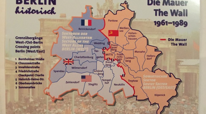 Days 22-24: Bauhaus Precedents and German History after WWII