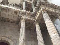Hellenistic Facade Detail