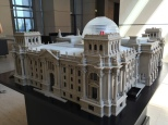 Model of Parliament Building