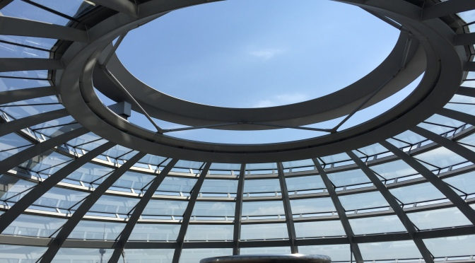 Days 27-29: Deutsches Reichstag and Pergamon Museum