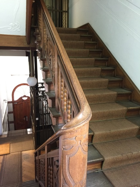 Gallery Bucholz Art Nouveau Staircase
