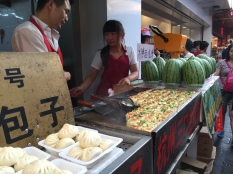 Steamed and Fried Buns