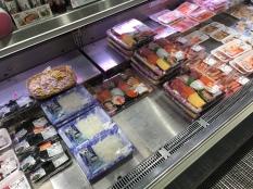Aeon Supermarket Sushi Platters