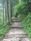Path to Magome