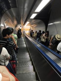 Deep Deep Metro Stops