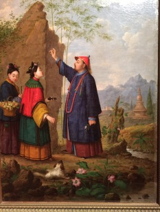 Chinese Couple, 1862 by Legashov