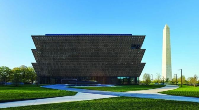 The NMAAHC,  The Dream of the Red Chamber, and Mister Jiu's