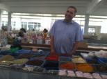 Friendly Market Vendor