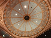 The dome of the Opera House