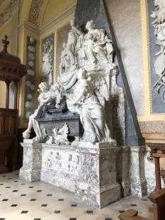 The altar?