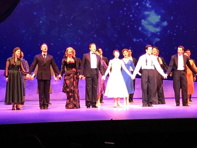 Days 17-18: Asian-American in London Sees An American in Paris