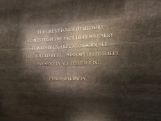 Inscription by James Baldwin
