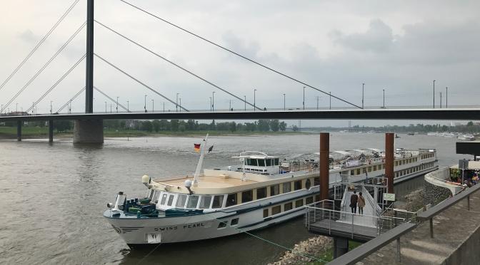 Day 26-31: Do So in Düsseldorf