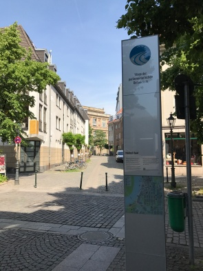 Area around the Kunst Academy