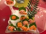 Salmon Sashimi Starter
