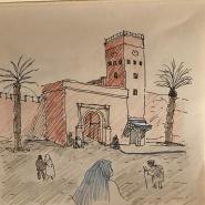 Entry Gate to Essouira