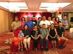 The Lum Family Clan in Zhongshan, China