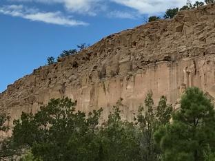 Puye Cliffs