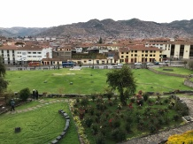 View of Cusco and Beyond