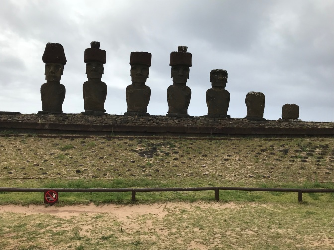 Day 9-10: Easter Island Moai