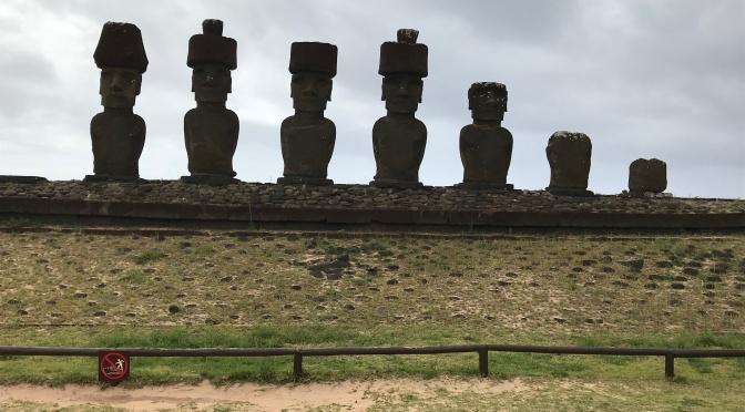 Day 9-10: Easter Island Moai