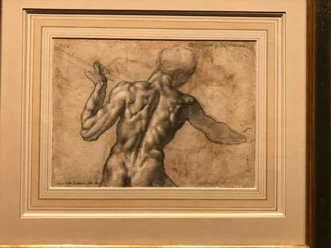 Michelangelo Drawings at the Met