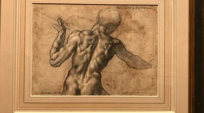 Michelangelo Drawings at the Met