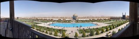 Naqsh-e Jahan Square, Isfahan