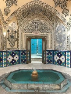 Bathhouse, Kashan