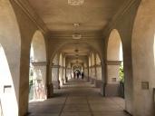 Breezeway in Balboa Park
