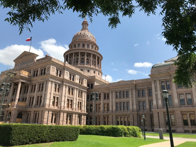 Austin, State Capitol of Texas