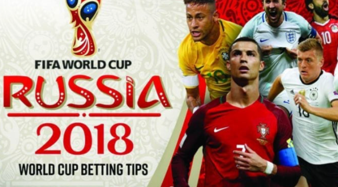 FIFA Frenzy+Opera Obsession–Russia 2018