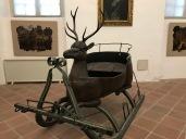 Deerhead sleigh