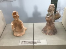 Han Terra Cotta Figurines