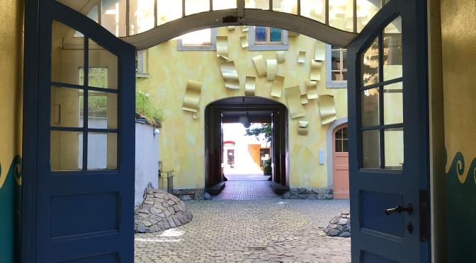 Day 1-3: Neustadt in Dresden, Germany