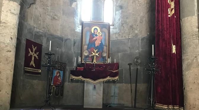 Day 26-29: Armenian Rhapsody