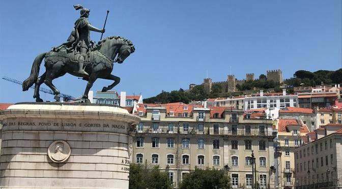 Day 41-45: Bom Dia Lisboa!