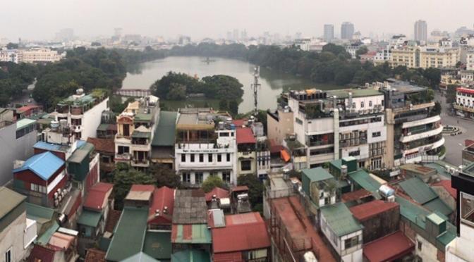 Guangzhou to Hanoi