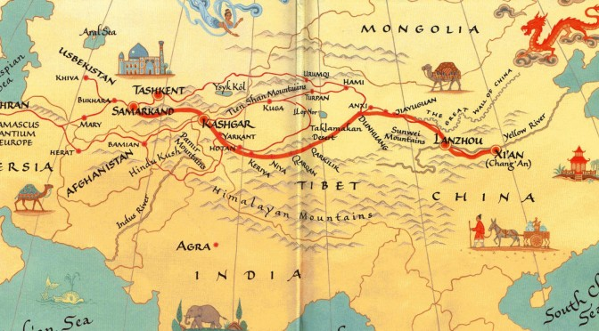 Upcoming Travel Series: Silk Road 2020